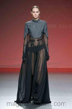 Mercedes Benz Fashion Week Madrid: Samsung EGO