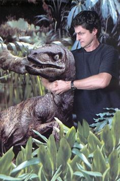 James Crampton and dinosaur at Hong Kong airport. How else would a paleontologist occupy themselves while waiting for a delayed flight? Fossils, Dinosaurs, Geology, Professor, New Zealand, Discovery, Past, Wrestling, Profile