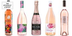 The Weekly Covet: Rosé Round Up