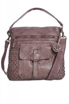 Harbour 2nd Handtasche Iris - Ash, Cognac, Grey für 199,95 € (24.05.17) - Damentaschen, Shopper bei Leder Meißner bestellen