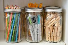 22 Creative & Decorative Uses for Mason Jars   TIDBITS&TWINE