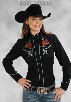 koszula kowbojska RANGER PEAK