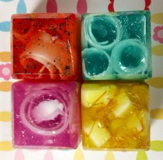 THE BEST HANDMADE SOAPS!!!! SALE: Natural Glycerin Soap Gift Set
