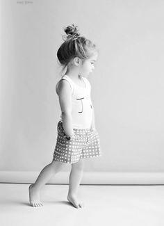 Adorable little girl!  #photography #kids