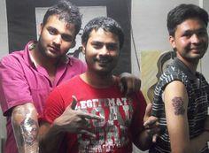 Best Tattoo Artist in India - Delhi and Gurgaon