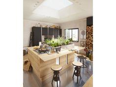 Un potager dans la cuisine | Leroy Merlin