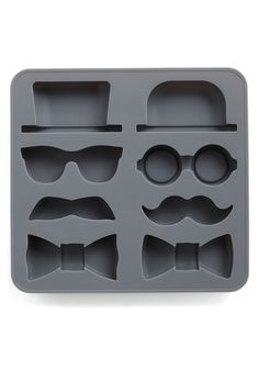 Sir Up Some Fun Ice Cube Tray by Kikkerland