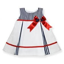 vestido marinero tablas
