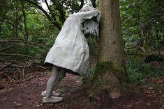 Beautifully Haunting Sculptures of Five Girls Weeping - My Modern Metropolis