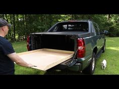 Based on the concept of furniture sliders, this is how I built my Chevrolet Avalanche truck bed slide. source the – The Simplest DIY Truck Bed Slide for Chevy Avalanche Truck Bed Caps, Truck Bed Box, Truck Bed Drawers, Truck Bed Slide, Truck Bed Tent, Truck Bed Camping, Diy Storage Bed, Truck Bed Storage, Truck Bed Accessories