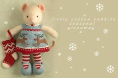A Christmassy giveaway