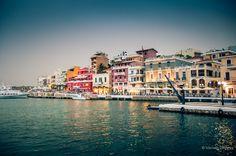 Port View  Agios Nikolaos - Crete - Greece
