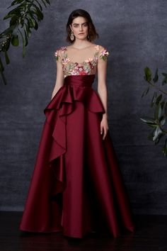 Marchesa   Collections   Marchesa-notte   Pre Fall 2018   Collection