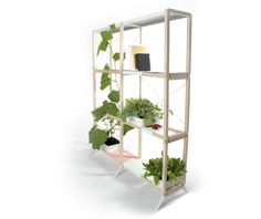 –Micro Garden domestic greenhouse by Simen Aarseth.