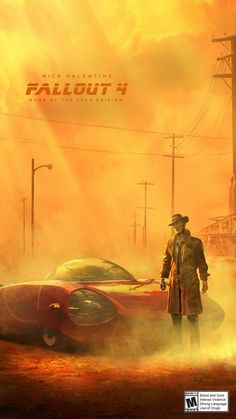 Fallout 4 - Nick Valentine