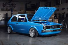 VW Golf mk1 tuning pictures - VW Tuning Mag find more on the website