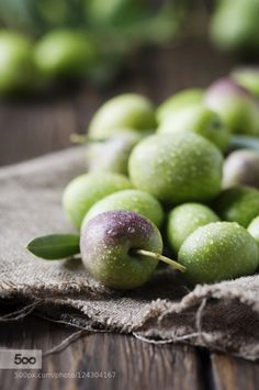 Raw olive for making oil by OxanaDenezhkina  IFTTT 500px homemade background bottle branch cooking food fruit glass green health healthy ingred