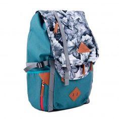 Rucsac Fashion Flori Laptop, Backpacks, Bags, Fashion, Handbags, Moda, Fashion Styles, Backpack, Fashion Illustrations