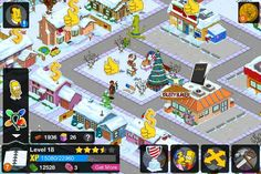 Image result for the simpsons tapped out