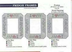 Fridgie frames