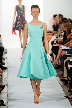 Elie Saab Couture 2014   Oscar De La Renta: Spring/Summer 2014 - Fashion Diva Design