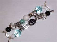 The elizabeth interchangeable beaded watch band or bracelet beaded watch band do it yourself kit make your own watch band any solutioingenieria Gallery