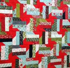 Mountain Quiltworks: Snow Days Mean Sew Days