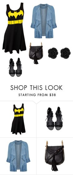 """""""jgfkldfg"""" by blondebaby233 on Polyvore featuring Evans and Chloé"""