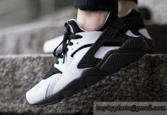 a17c67e0d596d Nike WMNS Air Huarache Retro Running Shoes White Black only US 98.00 -  follow me