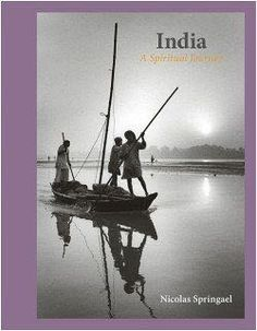 India, a spritual journey by Nicolas Springael