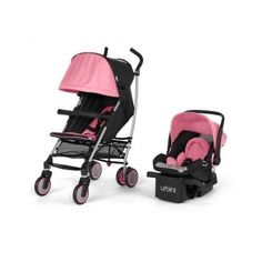 Modern Lightweight Compact Travel System Reclining Buggy Stroller W Infant Baby Car Safety Seat Set (Pink) Touri,http://www.amazon.com/dp/B00JBTKXUS/ref=cm_sw_r_pi_dp_wzmutb08ZBHF4MJJ