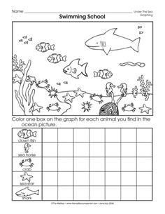 Swimming School, Lesson Plans - The Mailbox
