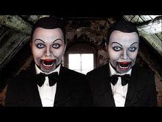 Billy the Dummy - Dead Silence - Makeup Tutorial! - Halloween makeup PinkSylist your so awsome! Halloween Circus, Halloween Men, Halloween 2018, Vintage Halloween, Halloween Face Makeup, Halloween Costumes, Book Costumes, Vintage Witch, Halloween Halloween