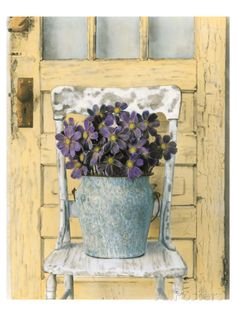Cottage Bouquet II Posters by Cristin Atria at AllPosters.com