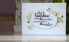 sketch challenge card made using Stampin Up products by Michelle Last