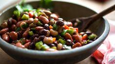 3-Bean Good Luck Salad With Cumin Vinaigrette - The New York Times