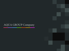 AQUA GROUP COMPANY