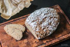 Max das Brot - Backen mit glutenfreiem Lievito Madre - variables Rezept - World Bread Day 2016