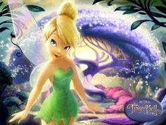 Imagenes de dibujos animados: Campanita