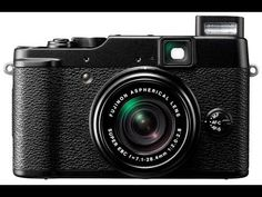 Fujifilm X10 Introduction - Hands on with this premium compact camera.