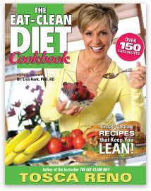 """Read """"The Eat-Clean Diet Cookbook Great-Tasting Recipes that Keep You Lean!"""" by Tosca Reno available from Rakuten Kobo. With the success of the Eat-Clean Diet came the demand for more recipes, and author Tosca Reno is not only a health and . Cookbook Recipes, Diet Recipes, Healthy Recipes, Healthy Foods, Yummy Recipes, Tasty Recipe, Healthy Lunches, Healthy Dishes, Simple Recipes"""