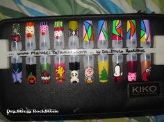 I adore some of these cutie designs from  http://nailartgallery.nailsmag.com/