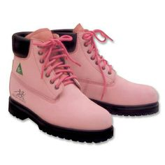 pink boots now I could wear these Curvy Outfits, Curvy Clothes, Pink Jeep, Funky Shoes, Pink Boots, Walk This Way, Timberland Boots, Pretty In Pink, Me Too Shoes