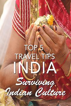 So I thought I'd tackles some of the top questions I get asked about traveling India and the top travel tips India, I return.