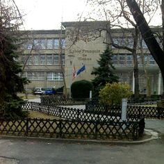 Lycée Français de Vienne International School, France, Sidewalk, University, Vienna, Side Walkway, Walkway, Community College, Walkways