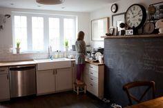kitchen - blackboard