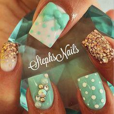 Modèle d'ongles!