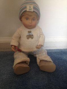 Gotz Sasha Baby Doll