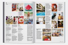 monocle magazine.
