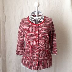 NWOT Adorable Anthropologie Cardigan Flawless condition. Please feel free to make an offer! I'd be happy to answer any questions or help you bundle up a few of your favorites at a discounted price! :) Anthropologie Sweaters Cardigans